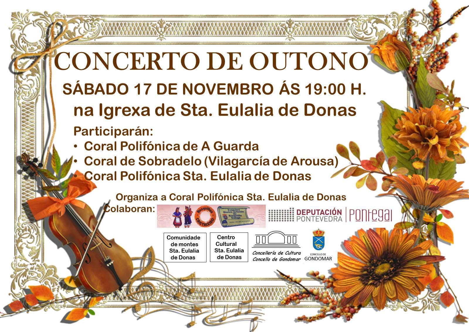 Concerto de Outono @ Igrexa de Santa Eulalia de Donas