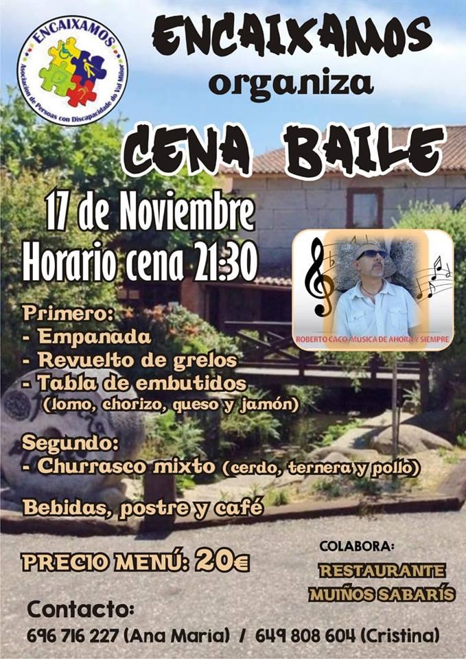 Cea Baile Encaixamos @ Restaurante Muíños de Sabarís
